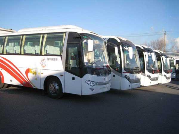 对于租巴士,北京大巴包车适合的出行范围插图