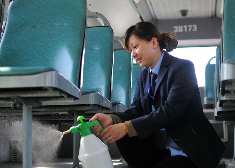 首汽巴士——疫情反扑,北京大巴包车严阵以待插图