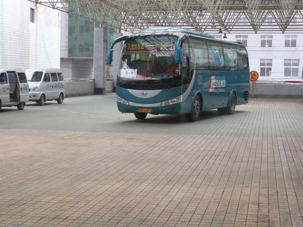 首汽北京大巴租车:我要去的地方就是全世界插图