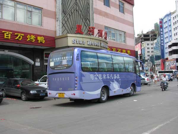 上班通勤,选择深圳通勤车租赁有什么好处?插图