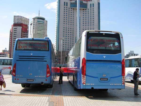 深圳大巴包车:疫情防护,希望满载,期待与你从新出发插图